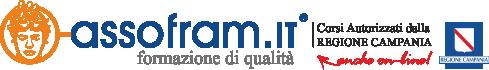 Logo Assofram Corsi On-Line validi in Italia e Europa, Corso Oss, Opi, Centro di revisione, Coordinatore Amministrativo Ata, formazione Aso, Assistenza disabili